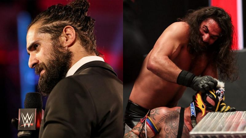 5 WWE Superstars who Seth Rollins could blind next