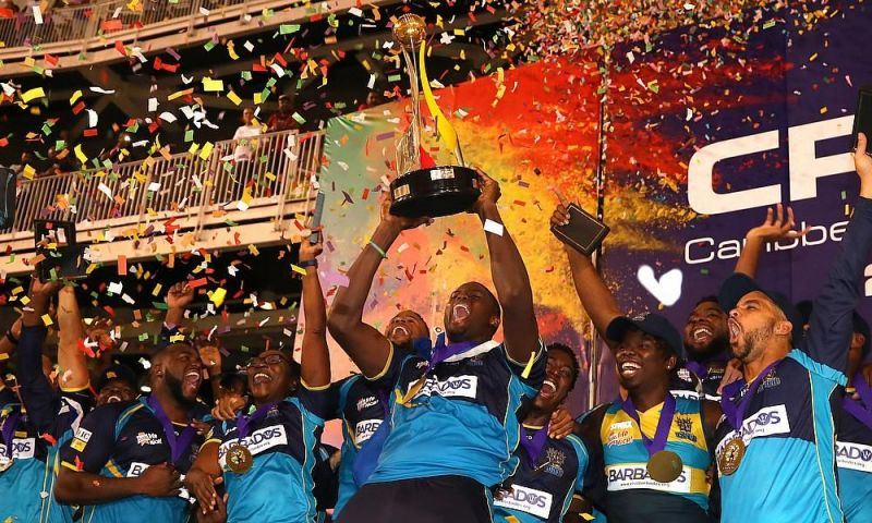 Barbados Tridents beat Guyana Amazon Warriors in 2019 final to claim the title for the second time.