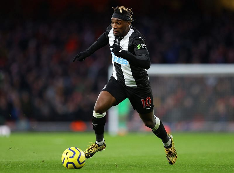 Allan Saint-Maximin offers great value at £5.5 m.