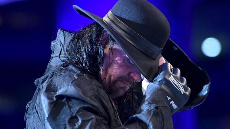 WWE दिग्गज अंडरटेकर