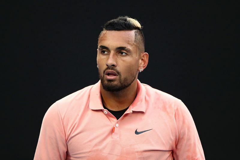 Novak Kyrgios has left no stone unturned when it comes to shaming Novak Djokovic