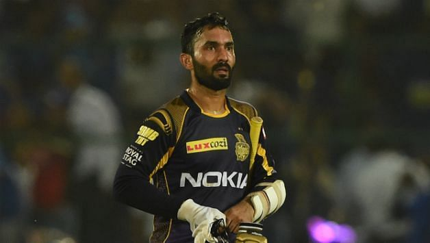KKR captain Dinesh Karthik is one of just five players to have played for six or more different IPL franchises.