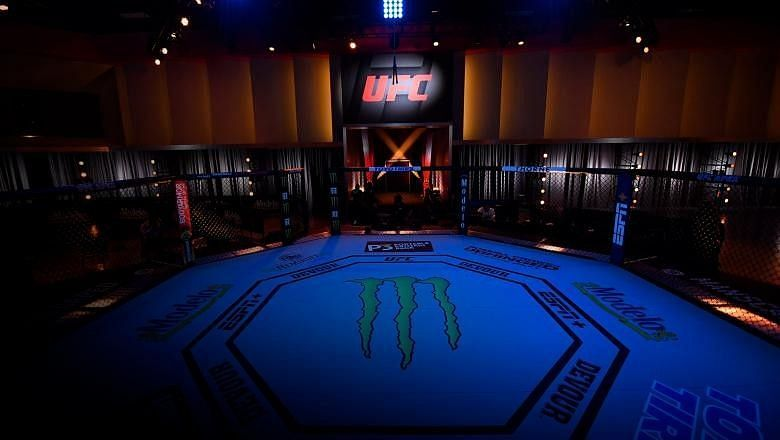 The UFC Apex Center