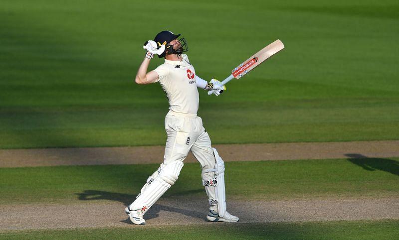 Chris Woakes produced a match-winning half century against Pakistan