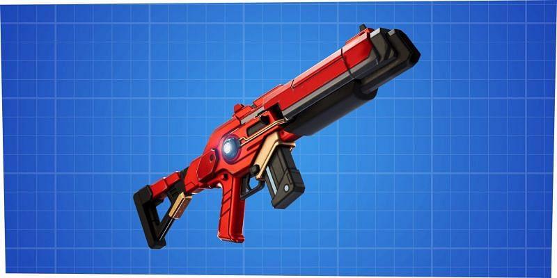 Old Scoped Ar Fortnite Fortnite Is The Stark Industries Energy Rifle Any Good