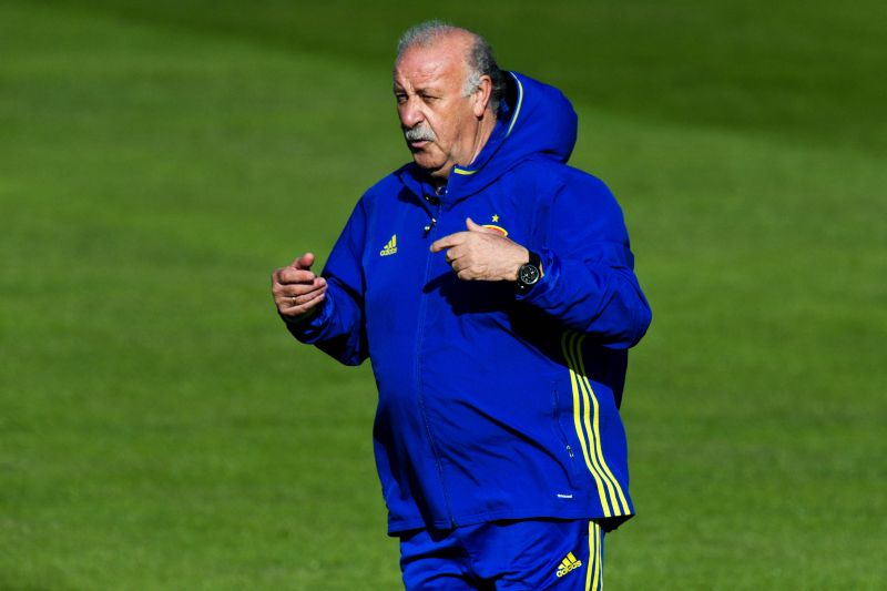 Vicente Del Bosque said that Lionel Messi is the best player of all time