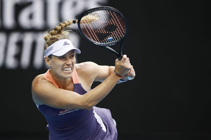 Can Angelique Kerber shake off her rustiness?