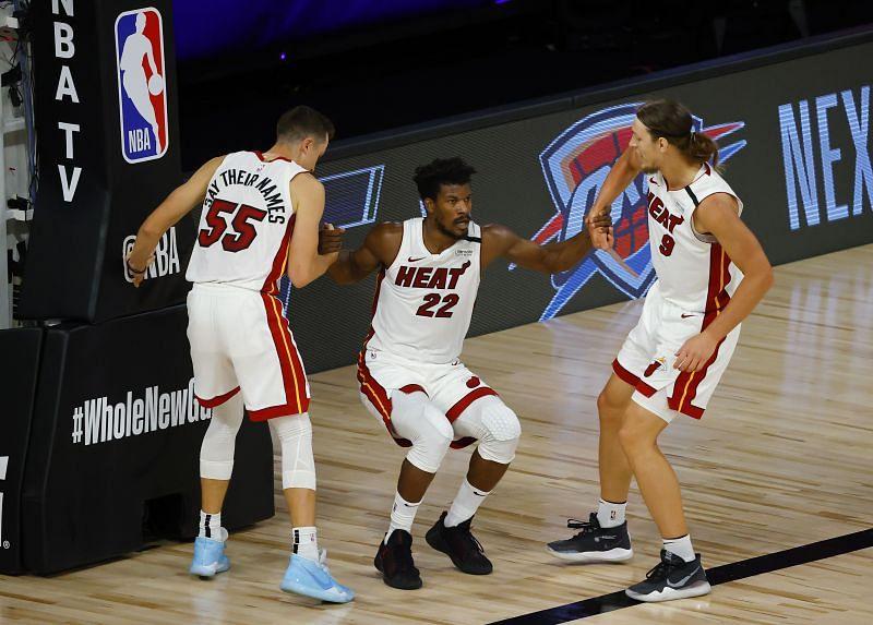 Former Philadelphia 76ers man Jimmy Butler has revitalized the Miami Heat