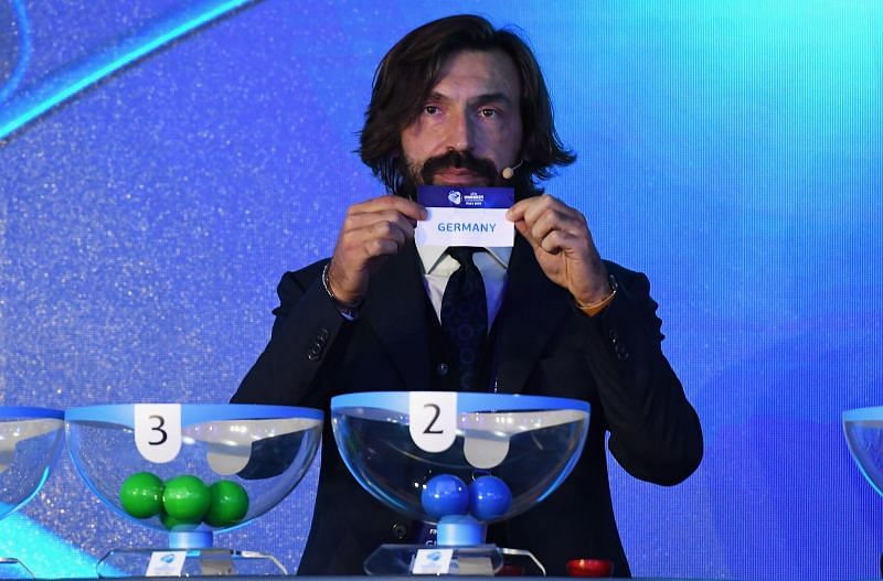 Andrea Pirlo has been named as the new Juventus manager