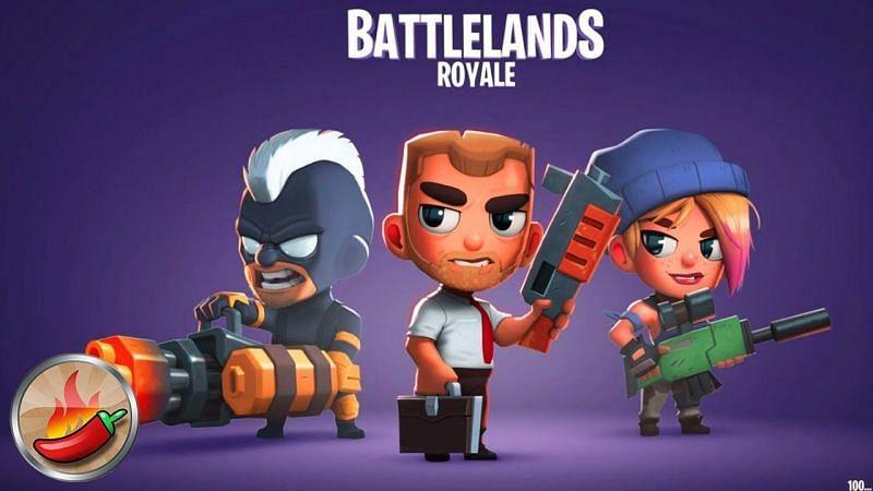 Battlelands Royale (Image via YouTube channel Hot Appp)
