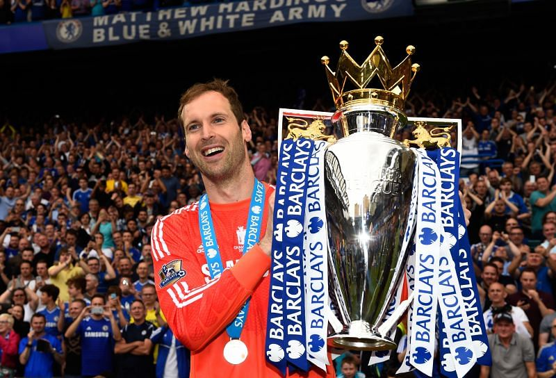 Petr Cech became one of the best goalkeepers in the world during his spell with Chelsea.