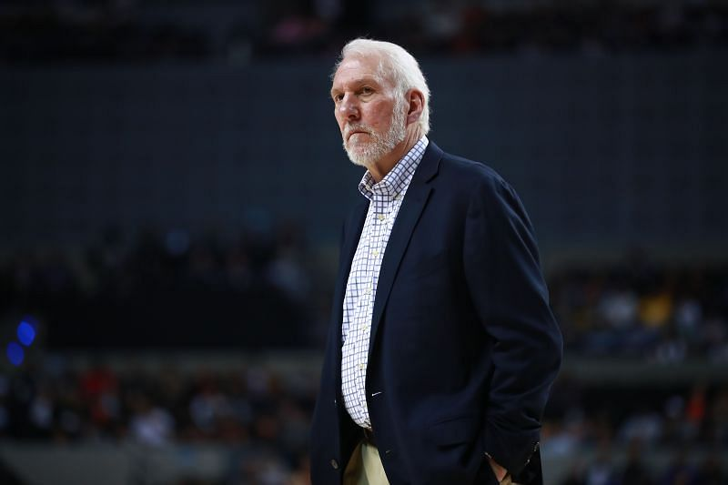 Will Gregg Popovich stay with the San Antonio Spurs?