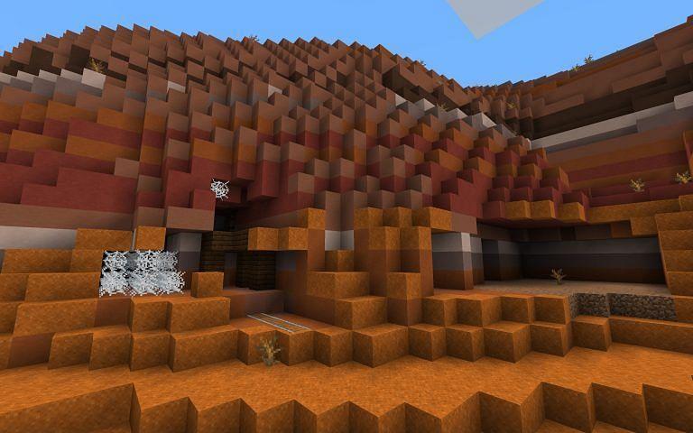 Abandoned mine entrance (Image credits: MinecraftSeedHQ)