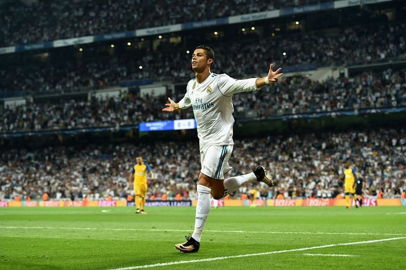 Ronaldo has scored more goals in the UCL than anyone else in history