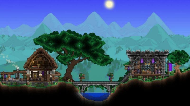 Terraria (Image credits: Eneba)