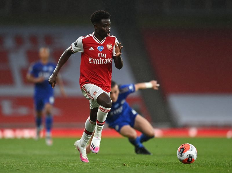 With England short on left-sided options, why was Bukayo Saka not called into the squad?