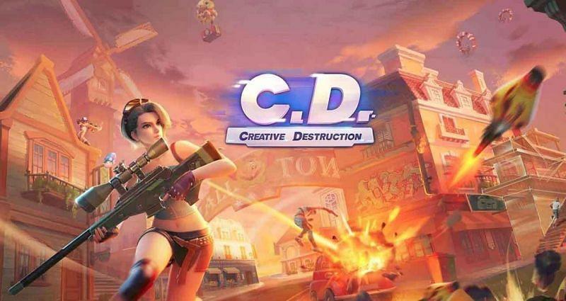 Creative Destruction (Image via frostclick website)
