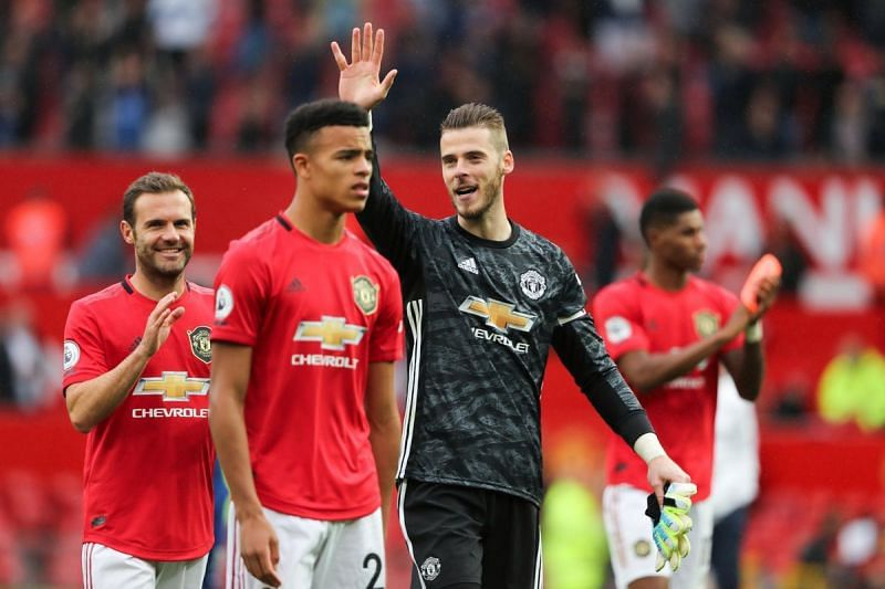 Manchester United qualified for the Champions League on the last day of the 2019-20 Premier League season.