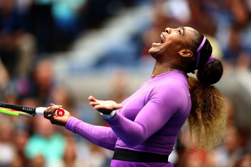 Serena Williams won the last time that the two women played a full length match