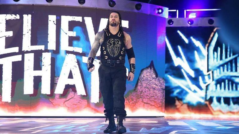 WWE के बड़े रेसलर रोमन रेंस