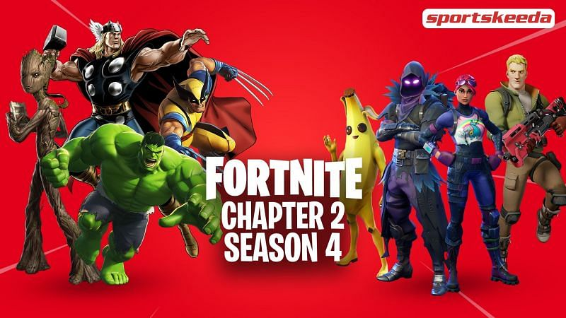 Fortnite Chapter 2 Season 4 is expected to begin over the coming days