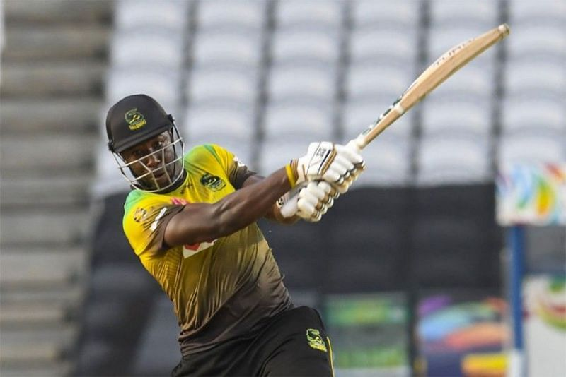 Andre Russell will hope that his efforts result in a victory in the upcoming CPL match