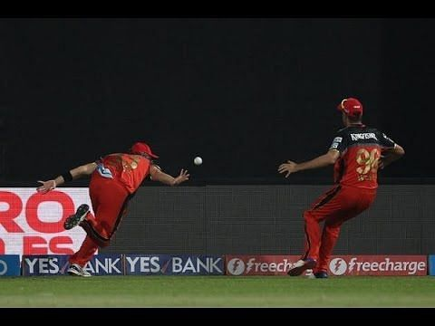 The duo of Shane Watson and David Wiese completed one of the best-ever relay catches in the IPL.