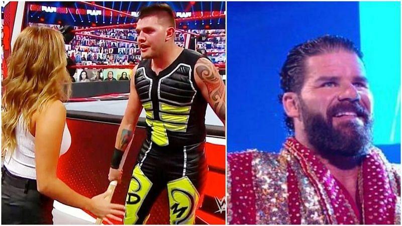 Raw में रॉबर्ट रूड की वापसी देखने को मिली
