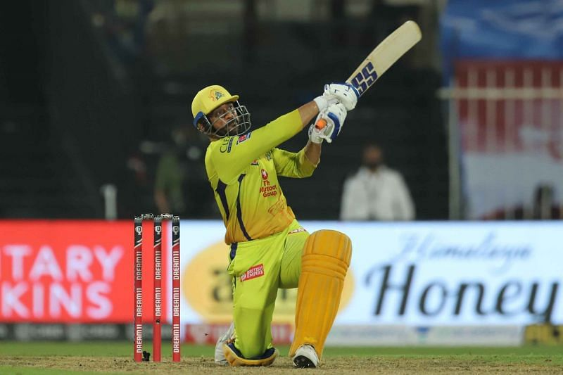 Will MS Dhoni bat up the order for CSK against DC?