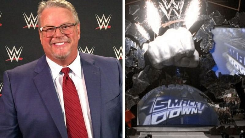 SmackDown moved to a new Friday night time-slot in 2005 on UPN