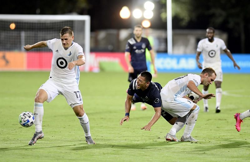 Sporting Kansas City host Minnesota United this weekend