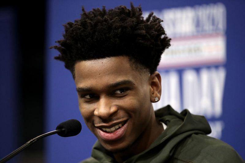 2020 NBA All-Star - Practice & Media Day