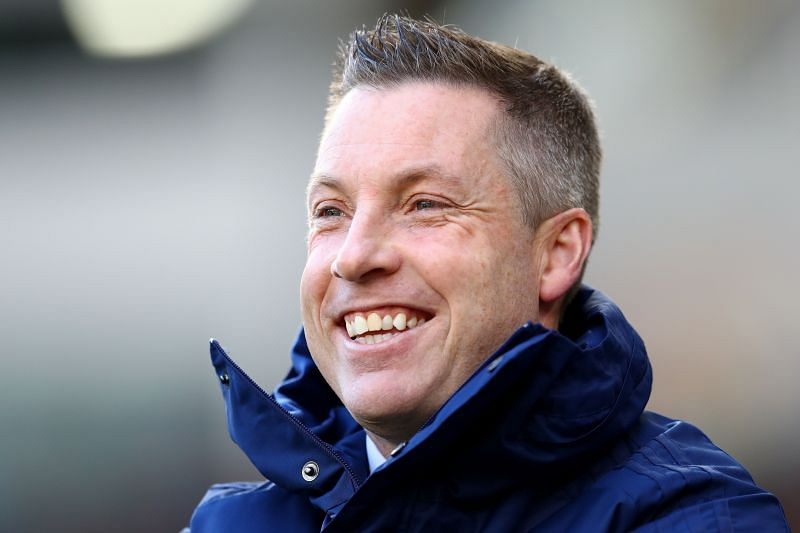 Cardiff City boss Neil Harris will hope his side can claim their first home league victory of the season