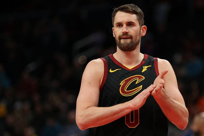 Cleveland Cavaliers fans adore Kevin Love, but it