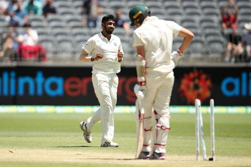 Australia v India - 2nd Test: Day 4