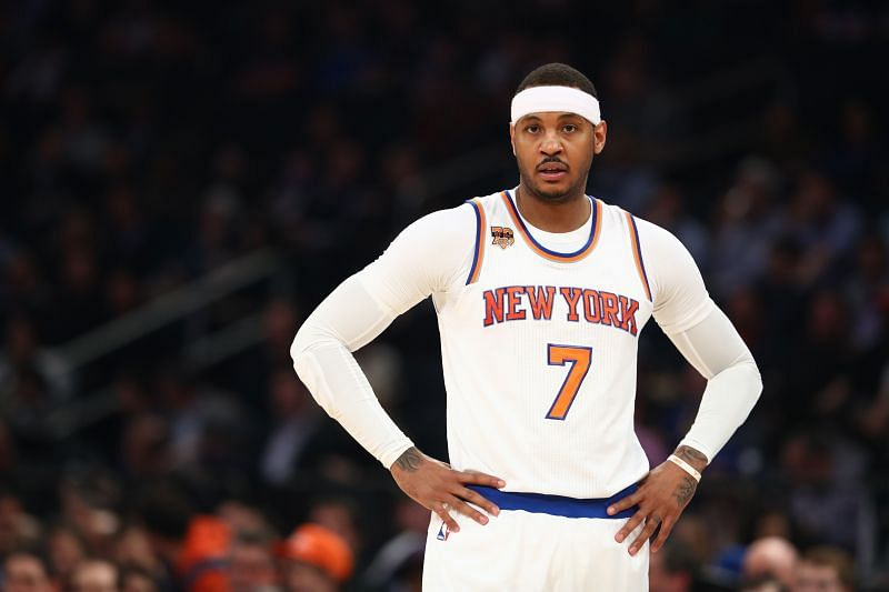 In his prime, Carmelo Anthony could have done some serious damage in a pairing with LeBron James.