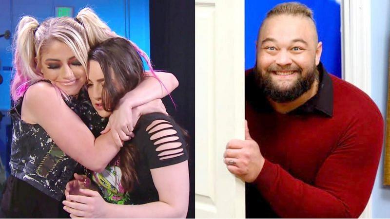 "Bray Wyatt will introduce a ""brand new friend"" on next week"