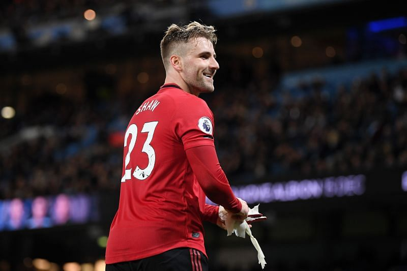 Luke Shaw has had a successful season at Old Trafford, albeit with a couple of injuries.