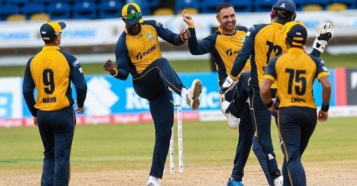 The Zouks have been great as a team in the CPL