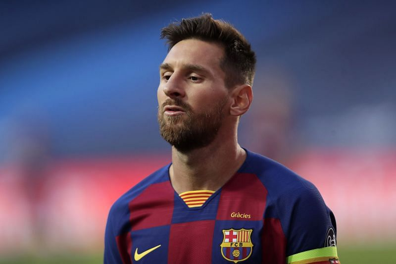 Lionel Messi was eager to leave Barcelona this summer