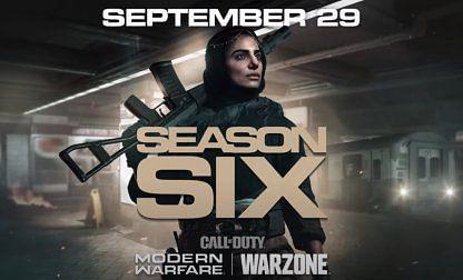 Season 6 is now live
