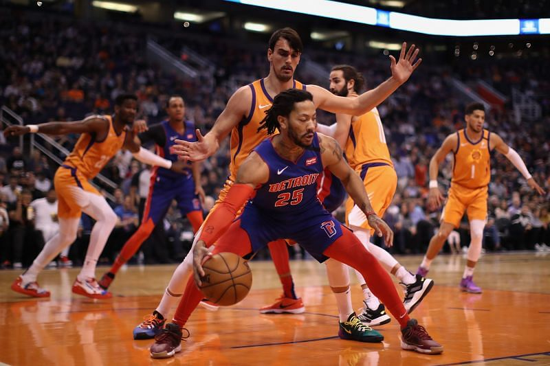 Derrick Rose has shown the ability to step up and lead the team during difficult times