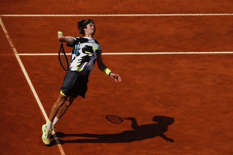 Andrey Rublev has never lost to Casper Ruud