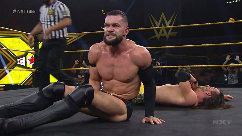 The Prince is back on top of the NXT Kingdom