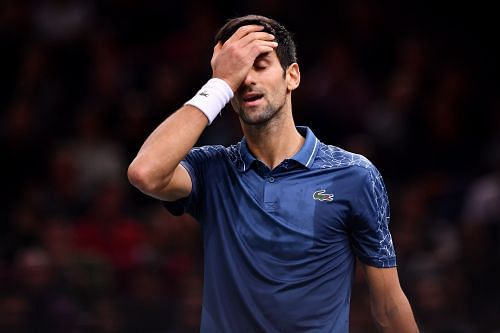 I Was 20 Ranked Around 180 Novak Djokovic Is World No 1 Henman Compares His Default With The Serb S