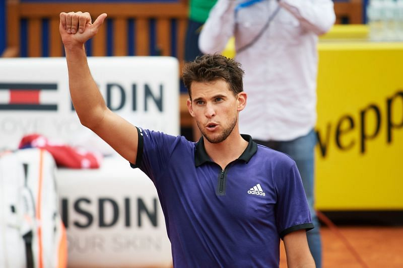 Dominic Thiem will battle Daniil Medvedev in the US Open 2020 semifinals