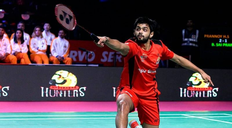 Sai Praneeth is currently India