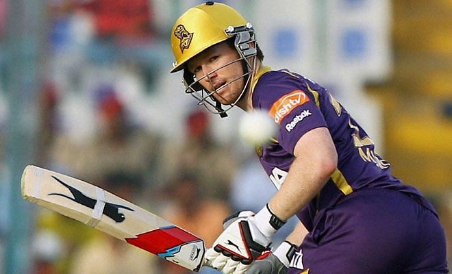 Morgan is returning to KKR for IPL 2020