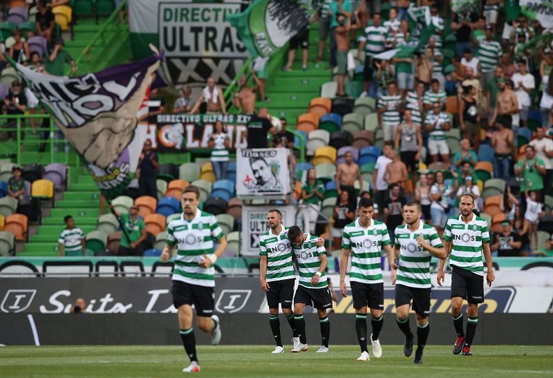 Sporting CP will face Gil Vicente on Saturday
