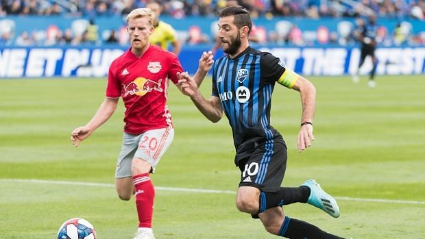 The New York Red Bulls take on the Montreal Impact tomorrow